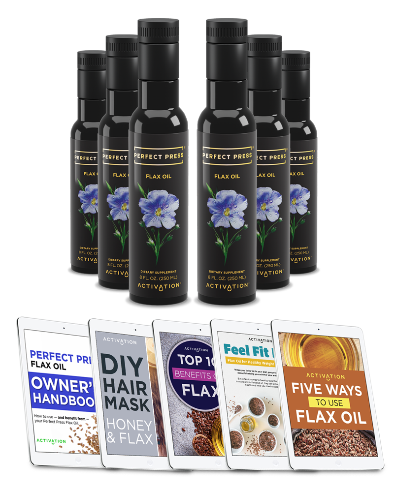 Activation Products Flax Oil